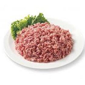 豚挽肉<解凍肉含む> 99円(税抜)
