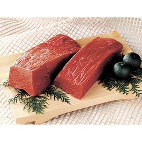 牛肉モモ(ブロック・切落し) 158円(税抜)
