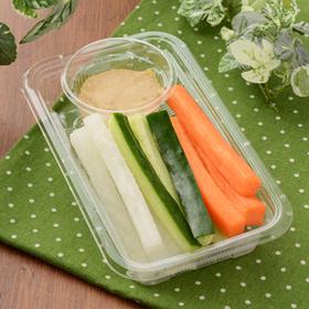 味噌マヨで食べる野菜スティック 248円