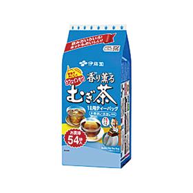 香り薫るむぎ茶ティーバッグ 148円(税抜)