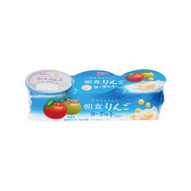 朝食ヨーグルト りんご 138円(税抜)