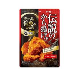 オーマイ 伝説のから揚げ粉 88円(税抜)
