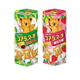 コアラのマーチ 各種 87円(税抜)