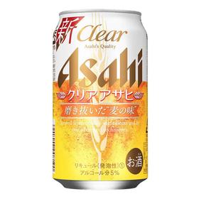 クリアアサヒ レギュラー 350ml 2,377円(税抜)
