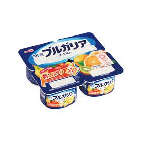 ブルガリアヨーグルト朝のフルーツミックス 128円(税抜)