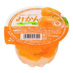 果実いっぱいゼリー みかん 88円(税抜)