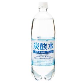 天然水使用 炭酸水(レギュラー) 67円(税抜)