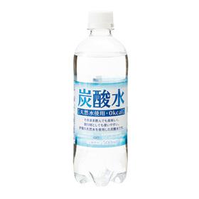天然水使用 炭酸水(レギュラー) 47円(税抜)