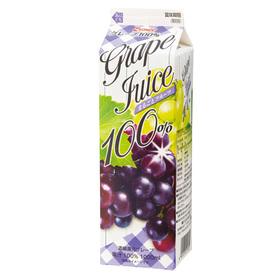 果汁100%フルーツジュース グレープ 97円(税抜)