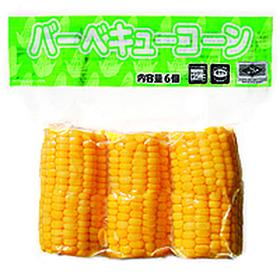 バーベキューコーン 168円(税抜)