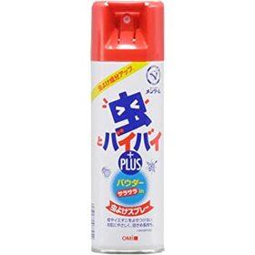 メンターム虫よけスプレーPN 348円(税抜)