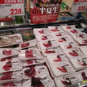 蒸しだこ刺身用 228円(税抜)
