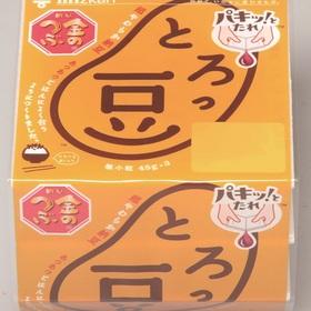 金のつぶパキッ!とたれとろっ豆 77円(税抜)