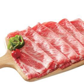 ひろしま牛肩ロースすき焼き用 1,280円(税抜)