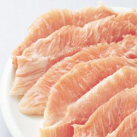 豚ネック(トントロ)焼肉用 解凍含む 197円(税抜)