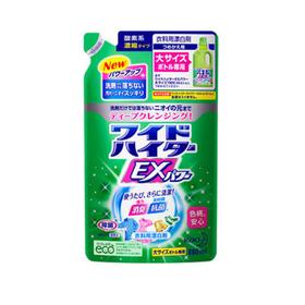 ワイドハイターEXパワー詰替用 267円(税抜)