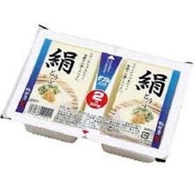 ダブルパック木綿豆腐・絹豆腐 78円(税抜)