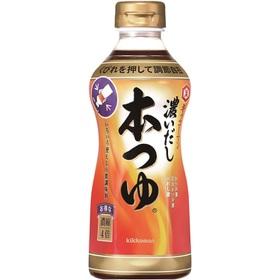 濃いだし本つゆ 182円(税込)
