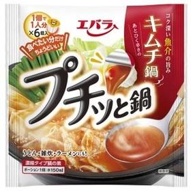 プチッと鍋 キムチ鍋 238円(税抜)