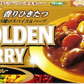 ゴールデンカレー 中辛 178円(税抜)