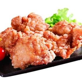 大きな唐揚〈九州醤油〉 398円(税抜)