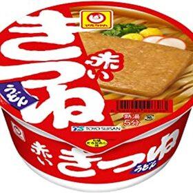 マルちゃん赤いきつねうどん関西 138円(税込)