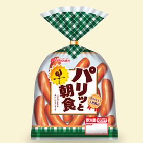 パリッと朝食ウインナー 279円(税込)