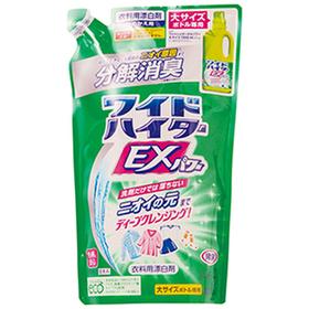 ワイドハイターEXパワー 大 詰替 258円(税抜)