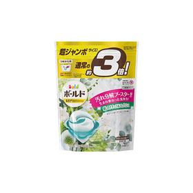 ボールドジェルボールグリーンG&ミュゲ 超ジャンボサイズ 44個入 798円