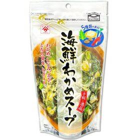 海鮮わかめスープ 298円(税抜)