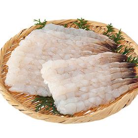 冷凍バナメイ伸ばし海老※養殖 398円(税抜)