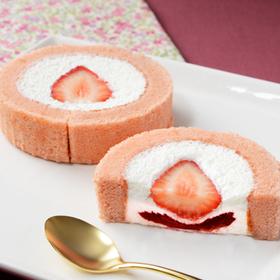 苺みるくロールケーキ 240円
