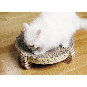 猫の爪とぎ 丸型 998円