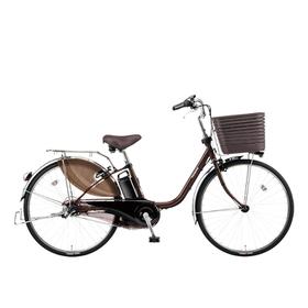 電動アシスト自転車 ビビ・DX チョコブラウン 94,800円(税抜)
