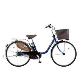 電動アシスト自転車 ビビ・DX Pファインブルー 94,800円(税抜)