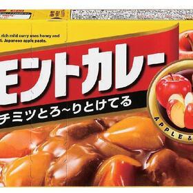バーモントカレー 甘口 178円(税抜)