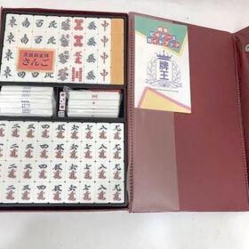 高級 麻雀牌 3,980円(税抜)