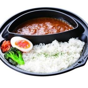 本格!蟹の旨味カレー 580円(税抜)