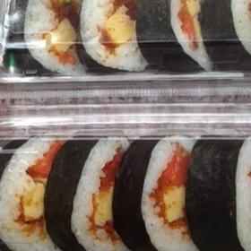 海鮮巻寿司 500円(税抜)