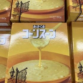 コーンスープ 107円(税抜)