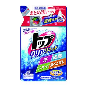 トップクリアリキッド 148円(税抜)
