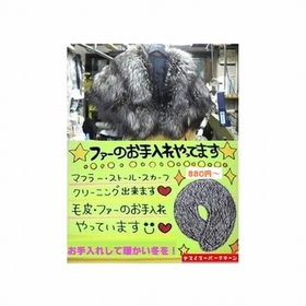 ファー 880円(税込)
