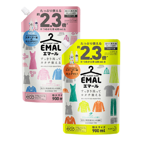 エマール特大サイズ詰替 各種 348円(税抜)