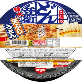日清どん兵衛天ぷらうどん 228円(税抜)