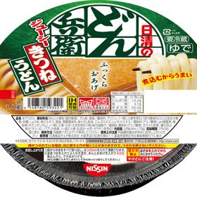 日清どん兵衛きつねうどん 228円(税抜)