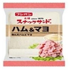 スナックサンド ハム&マヨ 98円(税抜)