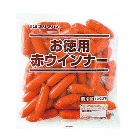 赤ウインナー 358円(税抜)