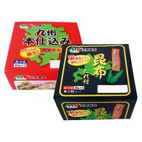 元気納豆九州本仕込み、昆布たれ付 78円(税抜)