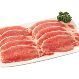 豚肉ロース 生姜焼・豚丼用 95円
