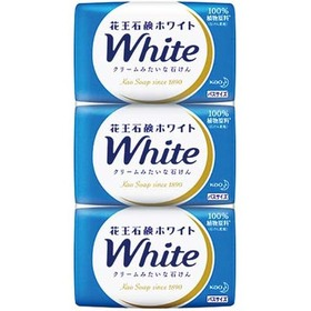 花王ホワイト バスサイズ 3個パック 168円(税抜)